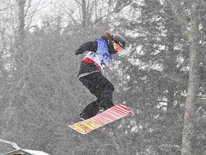SNC Tahoe Eagles | College Snowboard Women