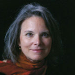 Headshot of Carolyn Forche, author 和 activist